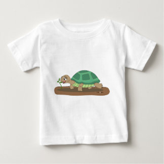 Tortoise eating baby T-Shirt