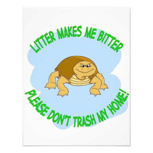 tortoise invitations