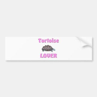 Tortoise Lover Bumper Sticker