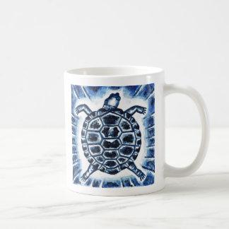 Tortoise Original Artwork Mug