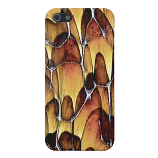 Tortoise Shell Designer iPhone Case for 4 or 4S iPhone 5 Case