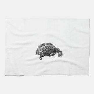 Tortoise Tea Towel