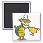 tortoise turtle champ champion magnets