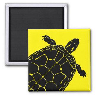Tortoise Turtle Graphic Magnet