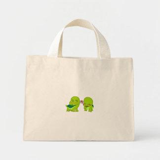 tortoises in luv bags