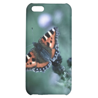 Tortoiseshell Butterfly iPhone 5C Case