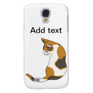 tortoiseshell cat galaxy s4 covers