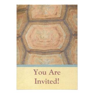 Tortoiseshell Invitation