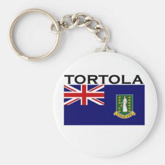 Tortola Key Ring