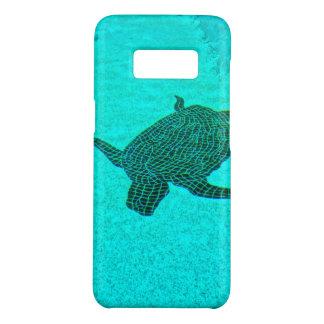 Tortuga Turtle Mosaic on Sanibel Island Florida Case-Mate Samsung Galaxy S8 Case
