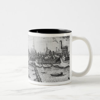Torun, Poland Two-Tone Mug