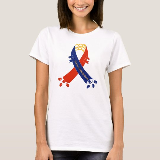 TOS Support Ribbon Women's Tee