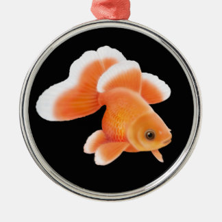 Tosakin Fantail Goldfish Ornament