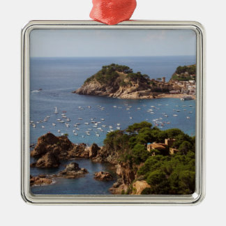 TOSSA DE MAR. Town located in the Costa Brava. Christmas Ornament