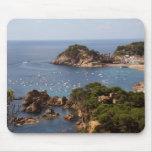TOSSA DE MAR. Town located in the Costa Brava. Mouse Pad