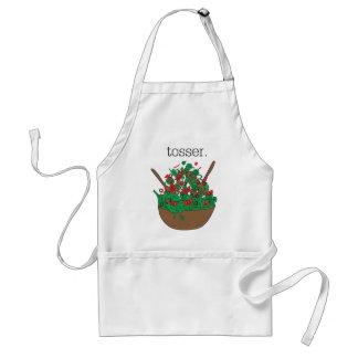 tosser. (salad) standard apron