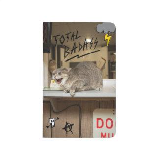 Total Badass Cat Journal