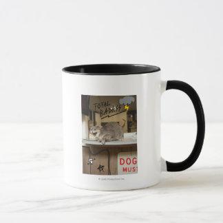 Total Badass Cat Mug