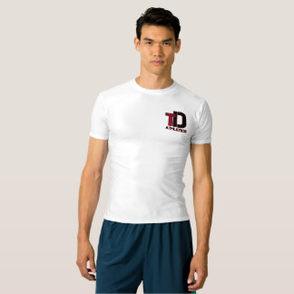 Total Dedication Athletics compression shirt