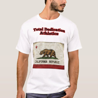 total dedication athletics tee shirt