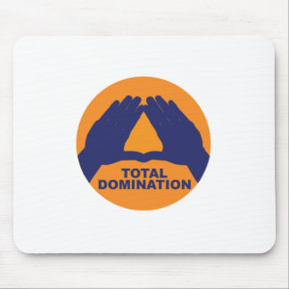 Total Domination Mousepads