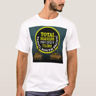 Total Eclipse 7/11/2010 T-Shirt