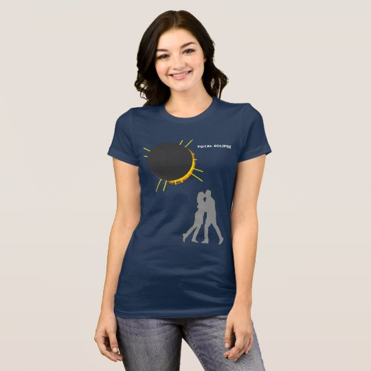 Total Eclipse funny customisable T-Shirt