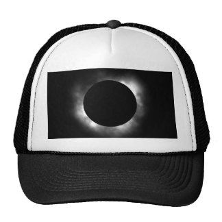 Total eclipse mesh hats
