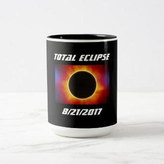 Total Eclipse Mug 8/21/2017