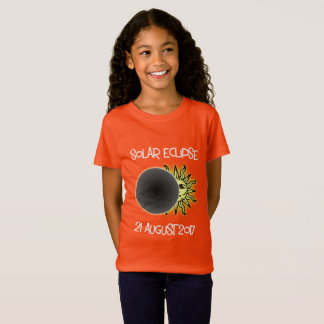 Total Eclipse Of The Sun USA August 2017 Graphic T-Shirt