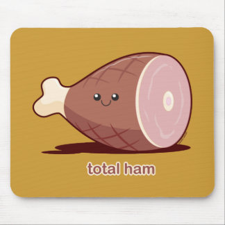 Total Ham Mouse Pad