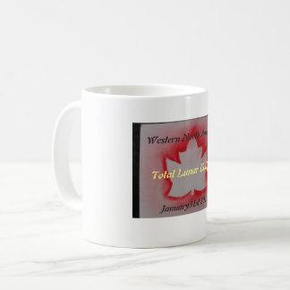 Total Lunar Eclipse 2018 Coffee Mug