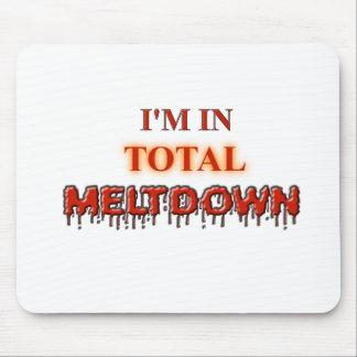 Total Meltdown Mouse Mat