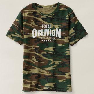 Total Oblivion 3rd Anniversary Camo T-Shirt