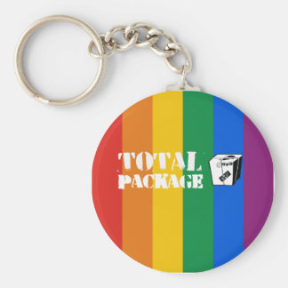 TOTAL PACKAGE - KEY CHAIN