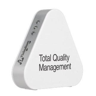 Total Quality Management Speaker
