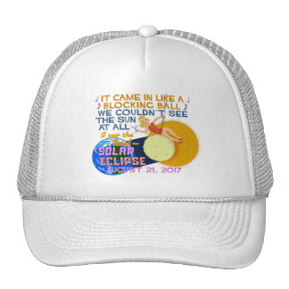 Total Solar Eclipse August 21 2017 American Funny Cap