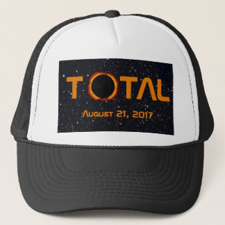 Total Solar Eclipse Event Trucker Hat