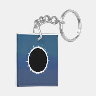 Total Solar Eclipse - Keychain
