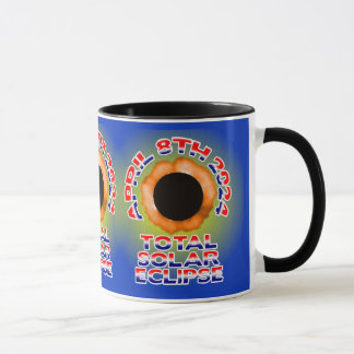 Total Solar Eclipse Mug