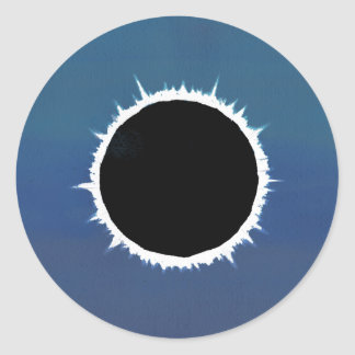 Total Solar Eclipse - Sticker