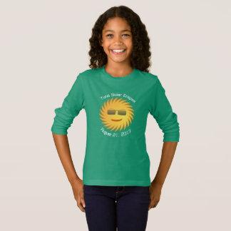 Total Solar Eclipse T-Shirt - Long Sleeve