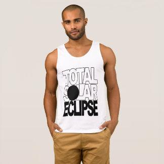 Total Solar Eclipse Tank Black Series
