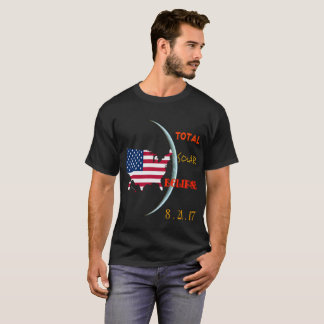 Total Solar Eclipse U.S.A. Aug 21st.  Be There! T-Shirt