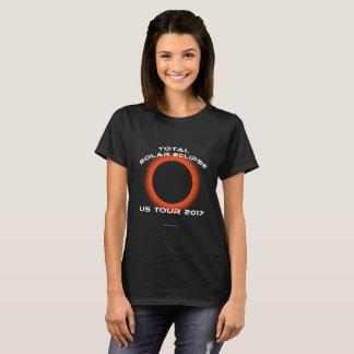 Total Solar Eclipse US Tour 2017 Women T-Shirt
