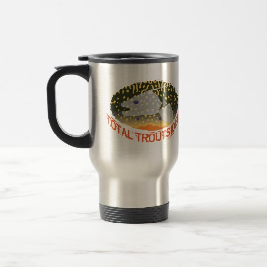 Total Troutsider Brook Trout Mug