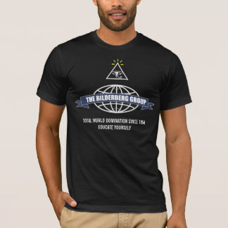 Total World Domination - Bilderberg T-Shirt