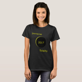 Totality - The 2017 Total  Solar Eclipse T-Shirt