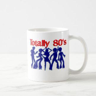 Totally 80s disco coffee mugs
