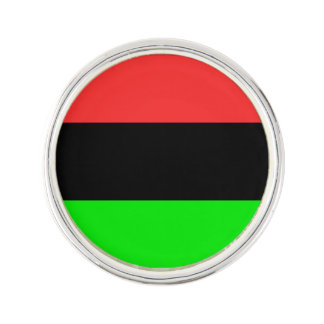 Totally African American Lapel Pin